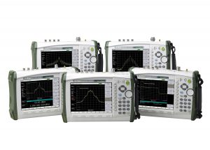 Anritsu Spectrum Master - Spectrum Analyzer Family | Apex Waves
